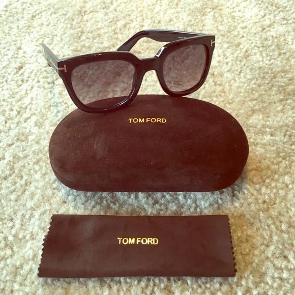 b3ec4f5100a1 Tom Ford Campbell Sunglasses. M 577a8c37c6c795f532004b77. Other Accessories  ...