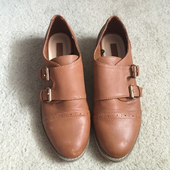 1caebf72ca9 Forever 21 Shoes - Monk strap women s loafers