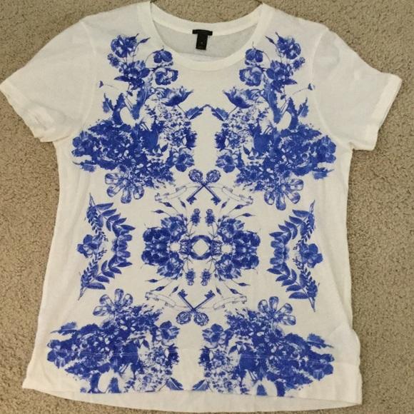 J. Crew Tops - J. Crew T-shirt NEW.. No tags!!