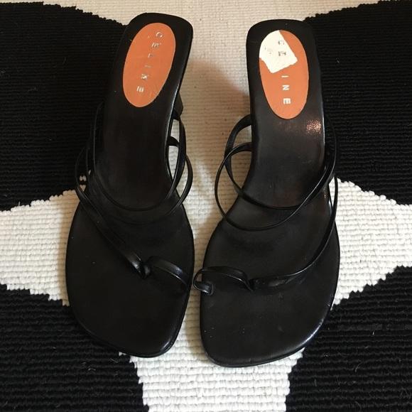 6ff5f454e47 Celine Shoes - ✨Sale✨ Vintage 90 s Celine Strappy Heeled Sandals