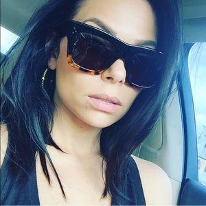 bb94ecda282 Celine Accessories - CELINE CL 41054 sunglasses Black Havana Tortoise