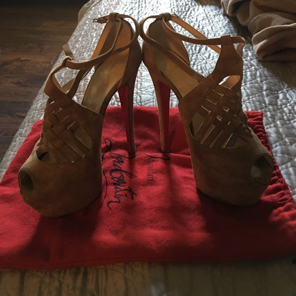 2ad403cb917b Christian Louboutin Shoes