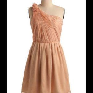 Valentine's Day Dress! Ballet pink dress!
