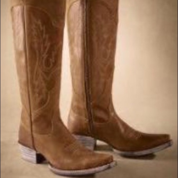 2747bfa19a5 Ariat Shoes - Ariat knee high cowgirl boots