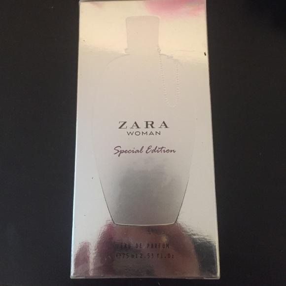 Zara Makeup Woman Special Edition Eau De Parfum Poshmark