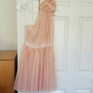 ASOS One-shoulder Dress