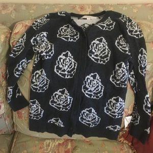 LOFT cardigan, size XXS petite