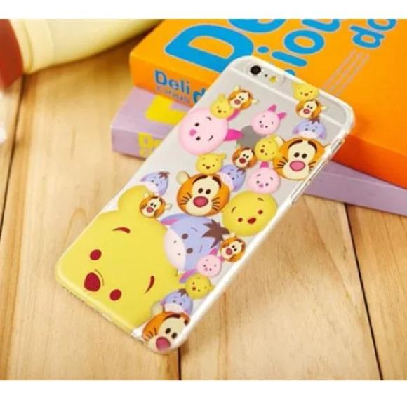 6a7a3f2332a4 Tsum Tsum Disney Winnie The Pooh Iphone 6 6s Case