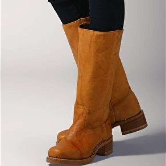 Frye campus 14L boot