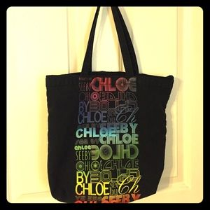 See by Chloe Canvas Tote Bag