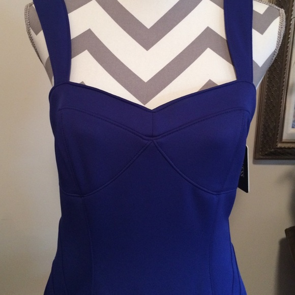 """Guess Dresses & Skirts - NWT Guess """"Clarice"""" dress. Blueberry color"""