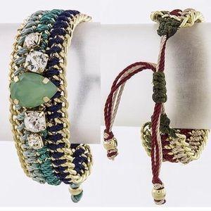 Link jewel bracelet