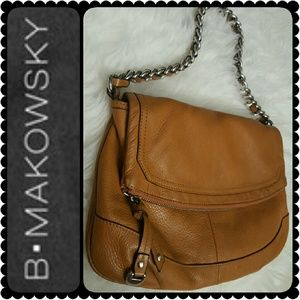 b. makowsky Handbags - B.Makowsky Leather Purse