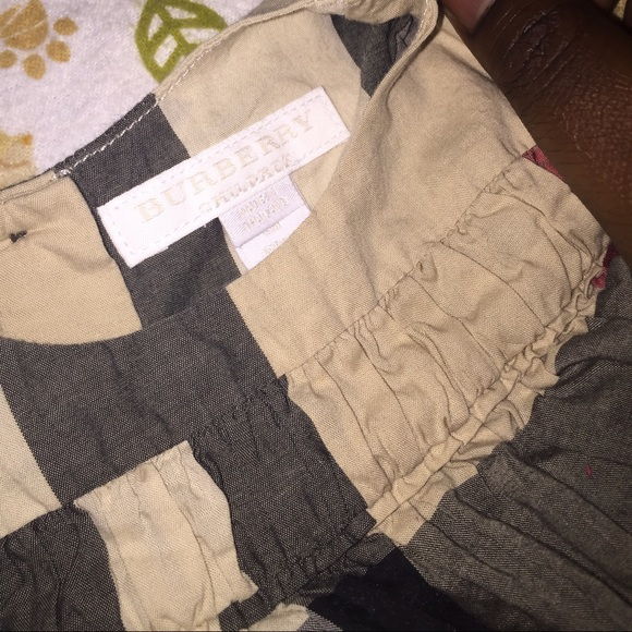 off Burberry Dresses & Skirts Burberry baby dress