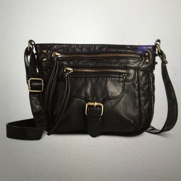 4da2718eb7 Handbags - Target black crossbody bag