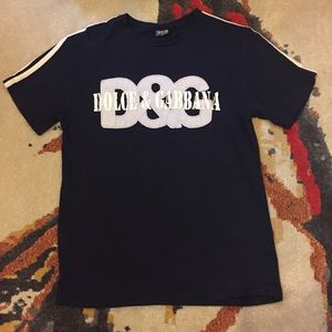 Dolce & Gabbana Short Sleeved Tee Shirt