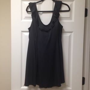 Black Swim Dress