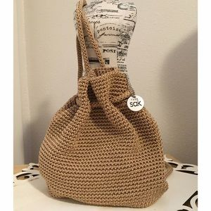 ✳️Gorgeous, Bucket Style Bag by The Sak-NWOT✳️