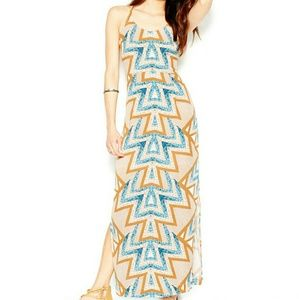 Free People Serves You Right Maxi Dress