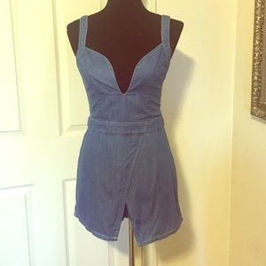 Summer sale!!! Jean romper