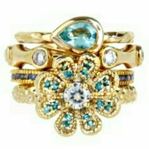 Beyond Rings Jewelry - Jewels De La Mer stackable rings