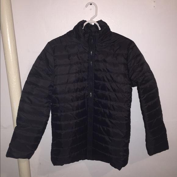 e0857a4d6e7f Brand new black bubble jacket