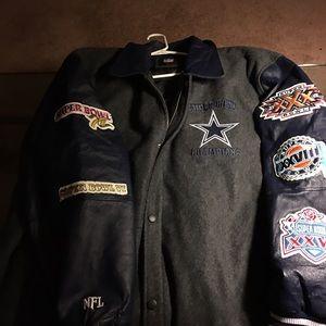 Dallas Cowboys Jackets & Blazers on Poshmark