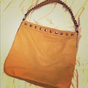 Handbags - 🐫Studded Camel Hobo bag🐪