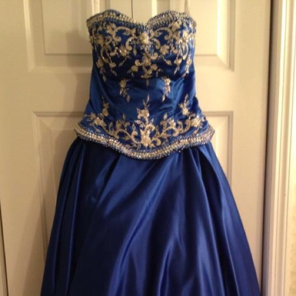 42 off pc mary dresses skirts prom dress from kaley 39 s for Pc mary s wedding dress