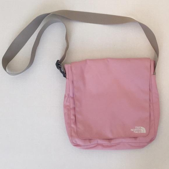 e76cf53b9 The North Face Pink Cross Body Messenger Bag
