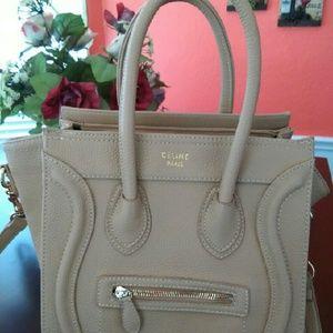 celine luggage - 40% off Celine Handbags - Today sale Celine tote bag from Sandy\u0026#39;s ...