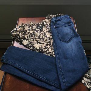 Genetic Denim Denim - FLASH SALE Genetic denim ankle skinny jeans