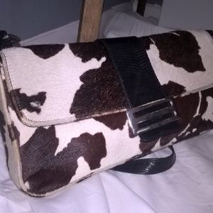 Carla Mancini Handbags - Cowhide Leather Bag Purse