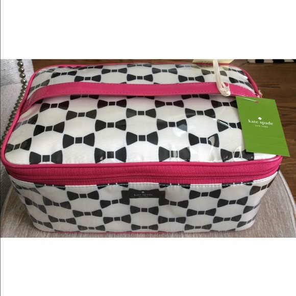 26bd0bab7e04 Kate Spade Large Colin Cosmetic Bag Travel Bag