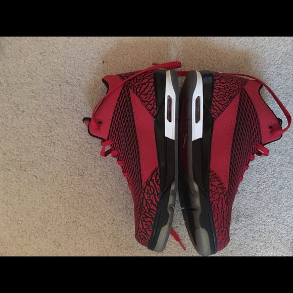 86dd3eb387a Jordan Shoes | Nike Flight Club 80s Fire Red Size 105 | Poshmark