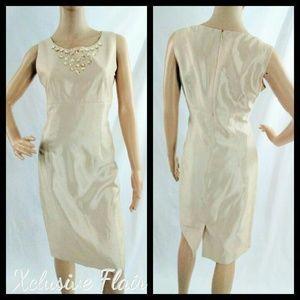 Kasper Dresses & Skirts - New Kasper Shantung Sheath Dress