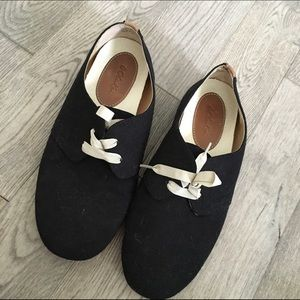 Olukai Shoes - Olukai Black Lace Ups