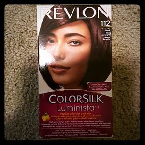Revlon Burgundy Black Hair Dye for sale