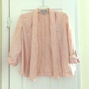 H & M pastel blazer