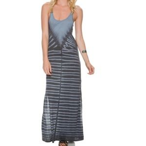 Swell Dresses & Skirts - Tie dye crochet Others Follow Dress with slit