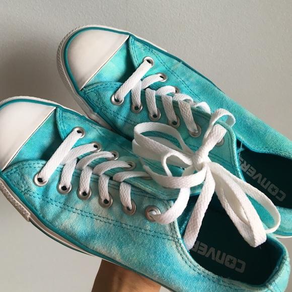 aqua blue converse shoes - sochim.com