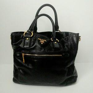 9d2412ef4f3139 Prada Bags | Vitello Shine Handbag | Poshmark