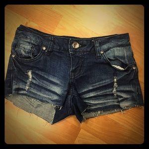 ZCO Pants - ZCO Jeans Premium Denim Shorts Destroyed Shortie 0