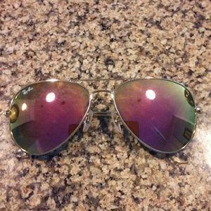 f3c424155d ... promo code for ray ban aviator sunglasses gold rb3026 ebay 1ffad 7753a