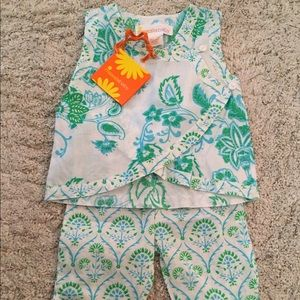 Masala Baby Other - Masala Baby top and pant set