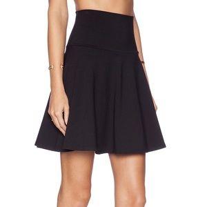 d96fc43ae4 Susana Monaco Skirts - Susana Monaco High Waisted Flare Skirt