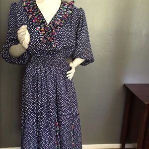 Vintage Susan Frair Dress