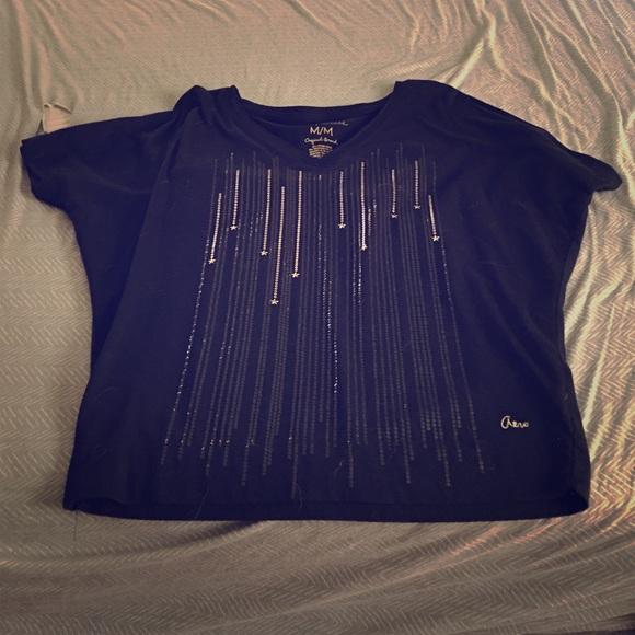 40% off Aeropostale Tops - Black Aeropostale tee shirt ...