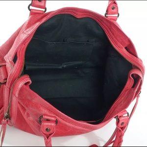 Balenciaga Bags - Balenciaga Agneau Rose Pink Classic City