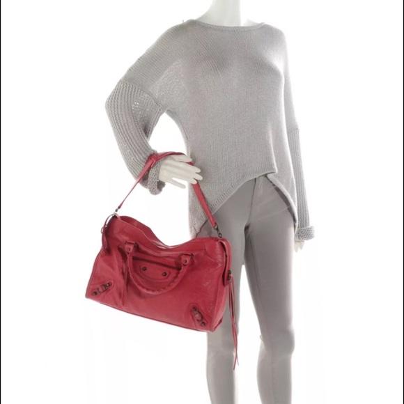 Balenciaga Handbags - ⛔️SOLD⛔️Photos of Balenciaga Classic City